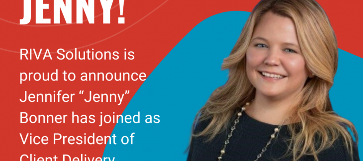 RIVA Solutions hires Jenny Bonner as VP of Client Delivery